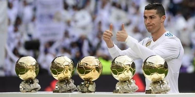 Cristiano Ronaldo Punya 4 Penyebab Tidak Bisa Menangi Ballon d'Or 2018