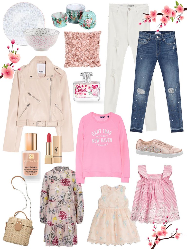 jarni nakupy