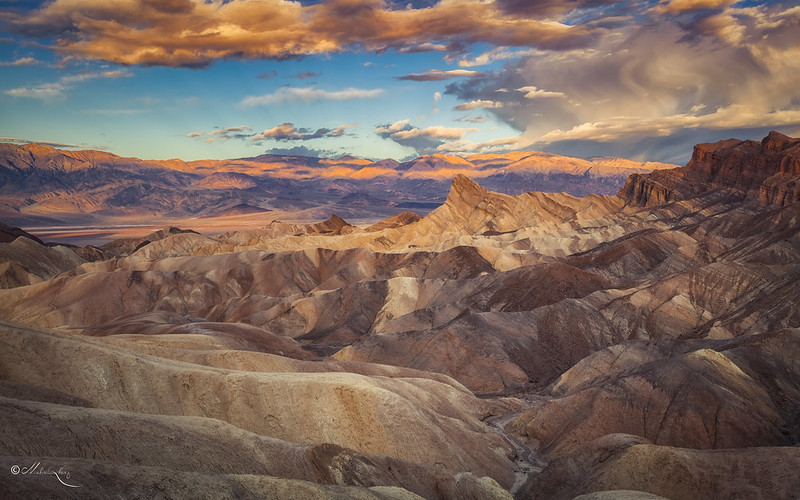 Painted Death Valley
