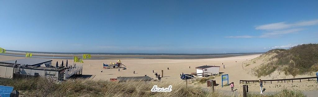 Het strand van Ouddorp