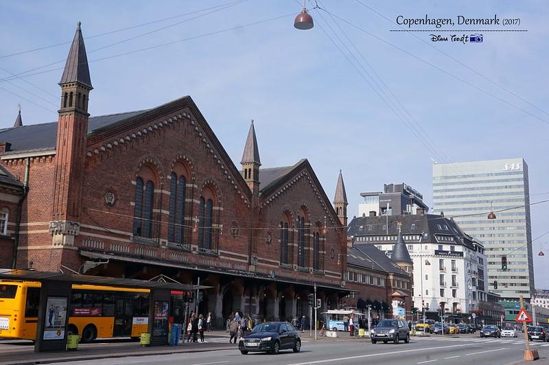 2017 Europe Copenhagen Central Station