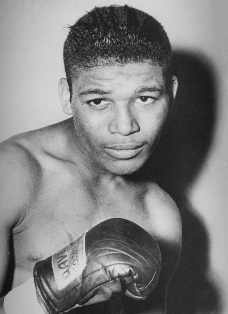 Original Sugar Ray Robinson Welterweight Champion Boxing Wire Photo from January 30, 1947.