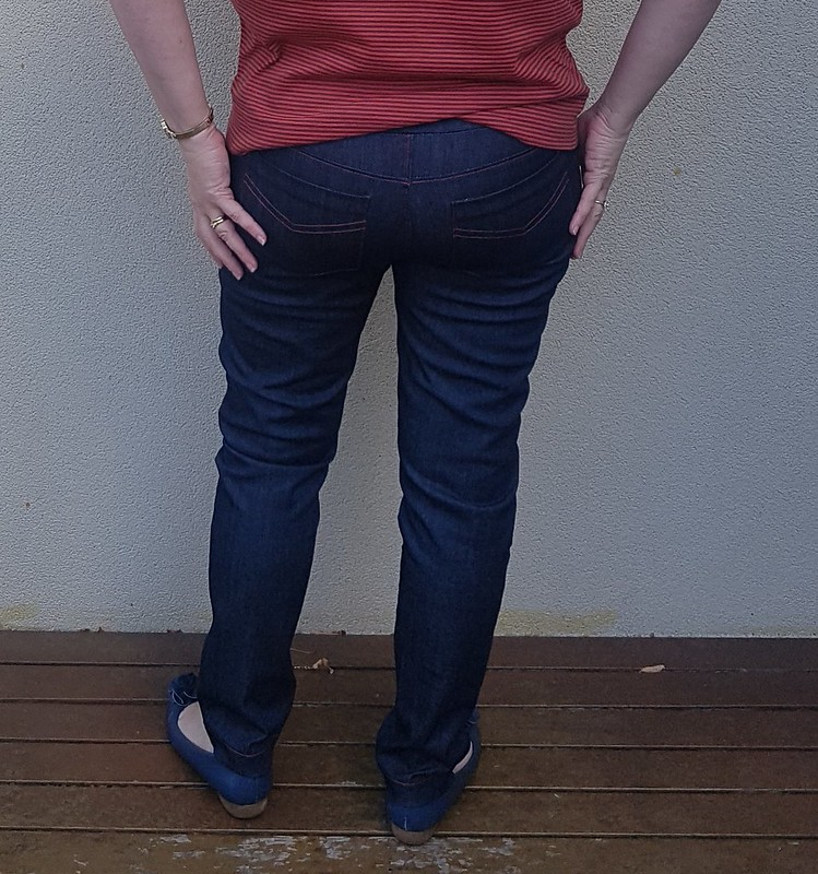 Style Arc Blakley jeans in stretch denim from M. Recht?