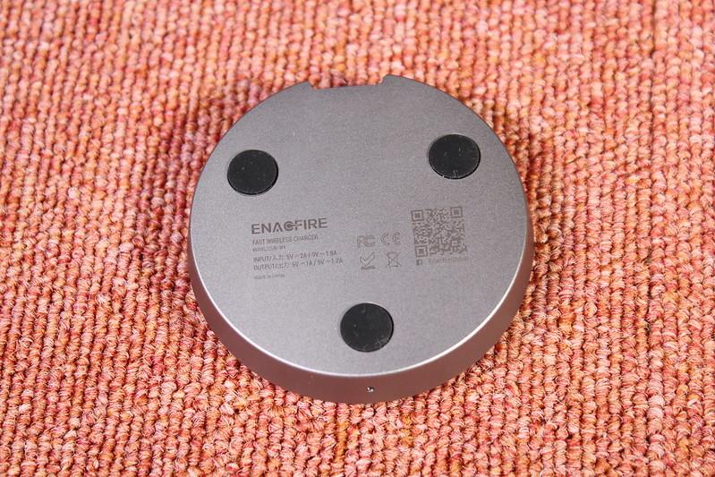 EnafFire Qi充電器 開封レビュー (12)