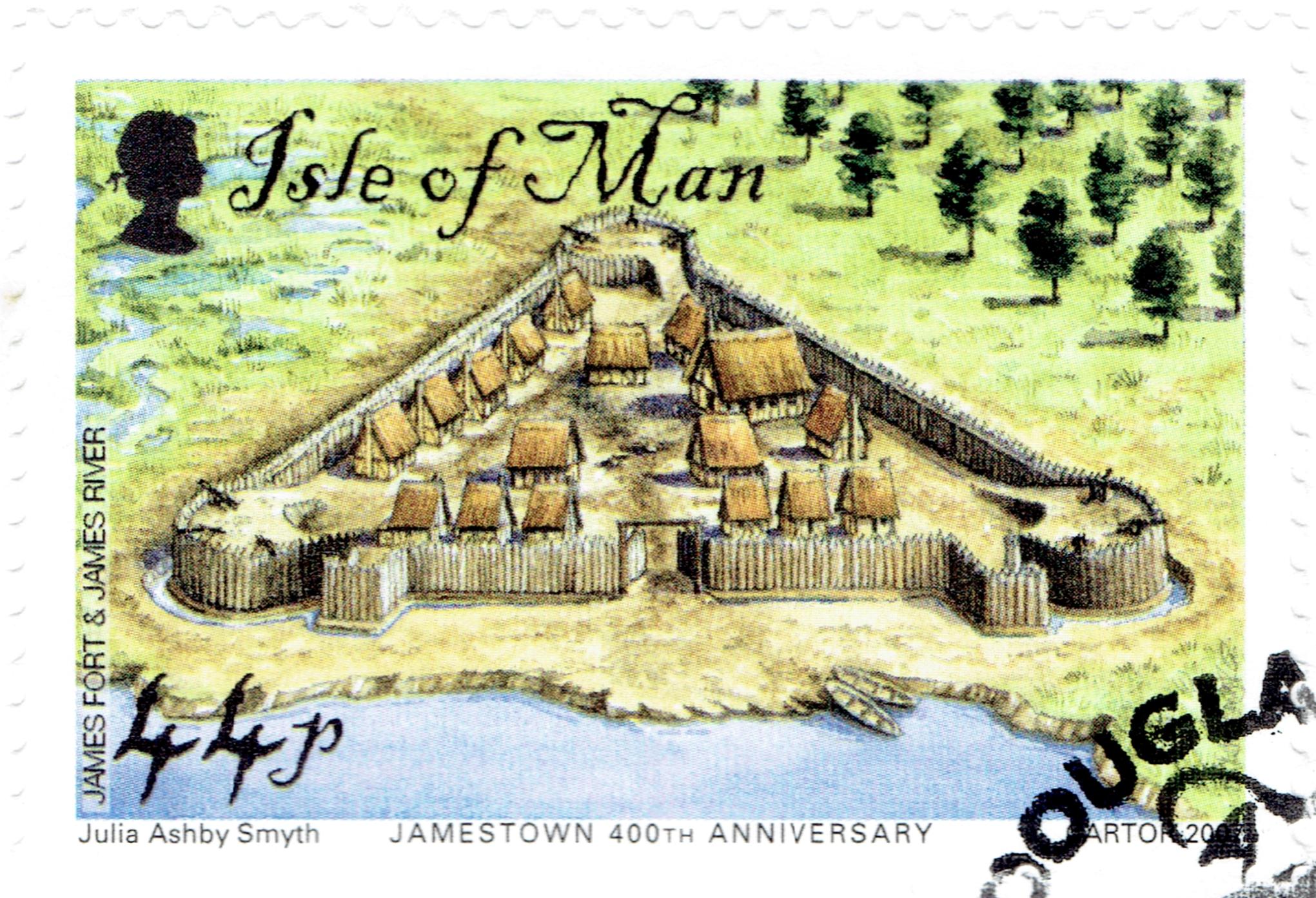 Isle of Man - Scott #1204 (2007)