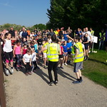 Gedling junior parkrun 20th may 18