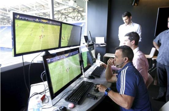 World Cup 2018 áp dụng công nghệ  VAR