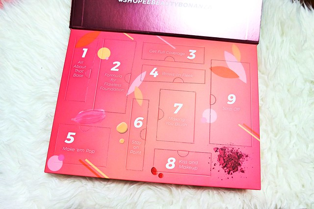 SHOPEE BEAUTY BONANZA BOX 2018