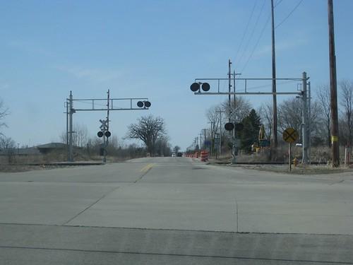 County Highway Y Crossing (2009)