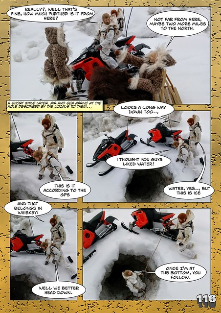 Bamcomix - An old face returns - Chapter Seven - What Lies Beneath The Ice? 39973830920_c7c659b72b_z