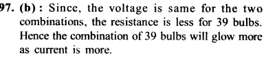 NEET AIPMT Physics Chapter Wise Solutions - Current Electricity explanation 97