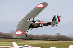 Morane-Saulnier MS.315E D2 | G-BZNK (354) | Private