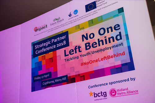 No One Left Behind 2018 Annual Conference