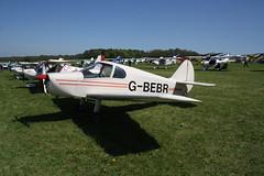G-BEBR Gardan GY-201 [PFA 1824] Popham 050518