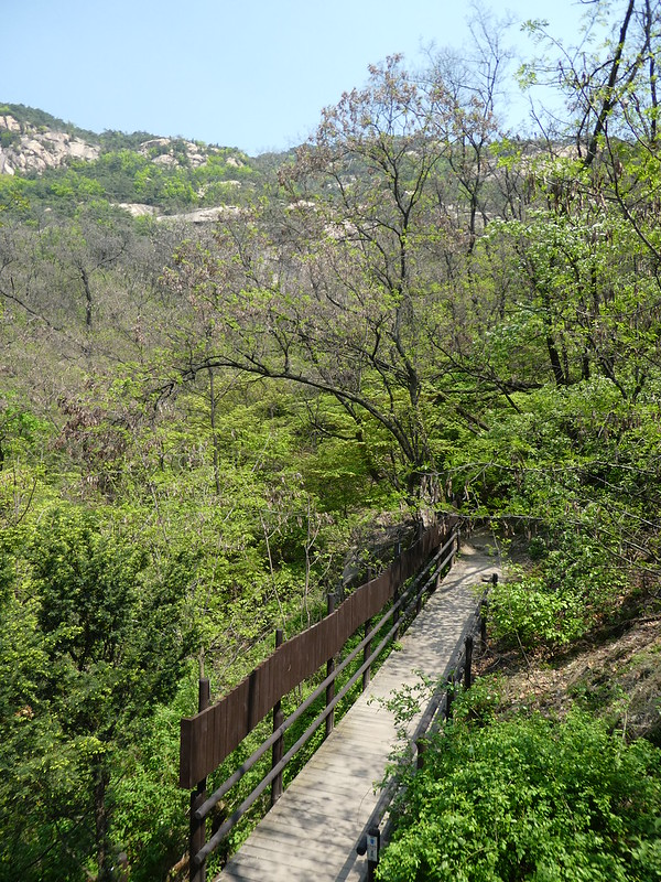 Bukhansan National Park Trail, Seoul