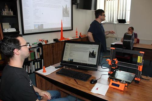 3D tisk dostupný domácnostem, školám i organizacím