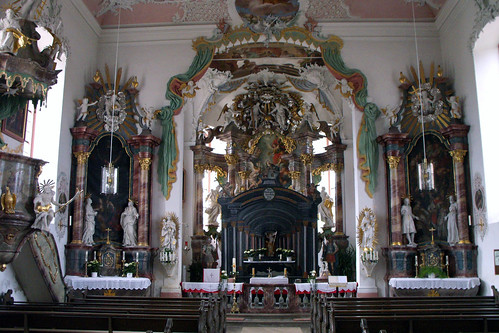 St. Wendelin, Eyershausen