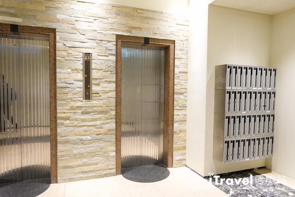 福冈饭店推荐 The Residential Suites Fukuoka (9)