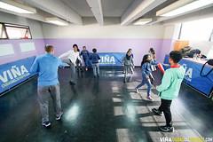 Intervencion Deportiva de Taekwondo en Escuela Chorrillos