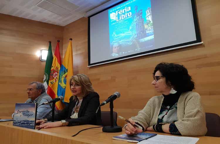 PRESENTACIÓN LIBRO TRIBUTO A DOS CIUDADES LARACHE Y TÁNGER1