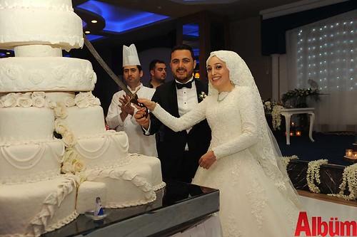 Beyza Gökgül, Hakan Şimşek düğün töreni -12