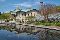 Brooklyn Botanic Garden, Brooklyn, New York