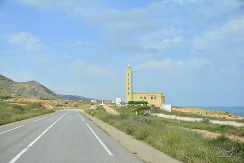 Rocade Mediterranee. Carretera a Alhucemas