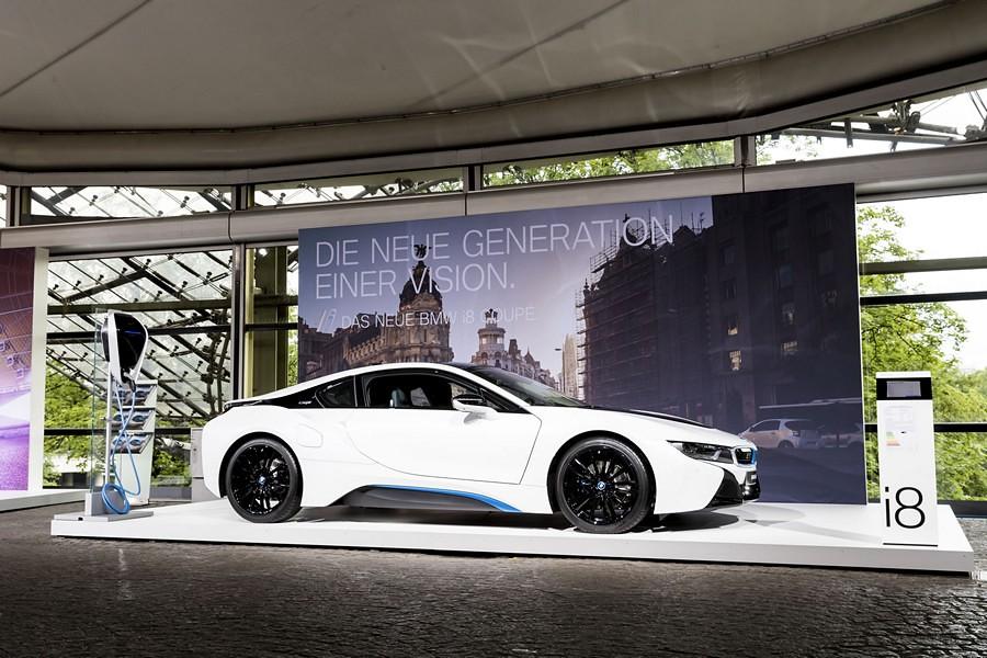BMW Akcionersko sobranie BMW iNext 2