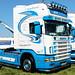 BM Transport Ltd Scania R580 05MN6386 Peterborough Truckfest 2018