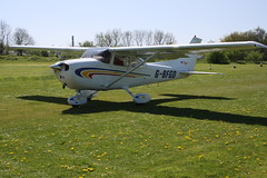 G-BFGD Reims-Cessna F.172N [1545] Popham 050518