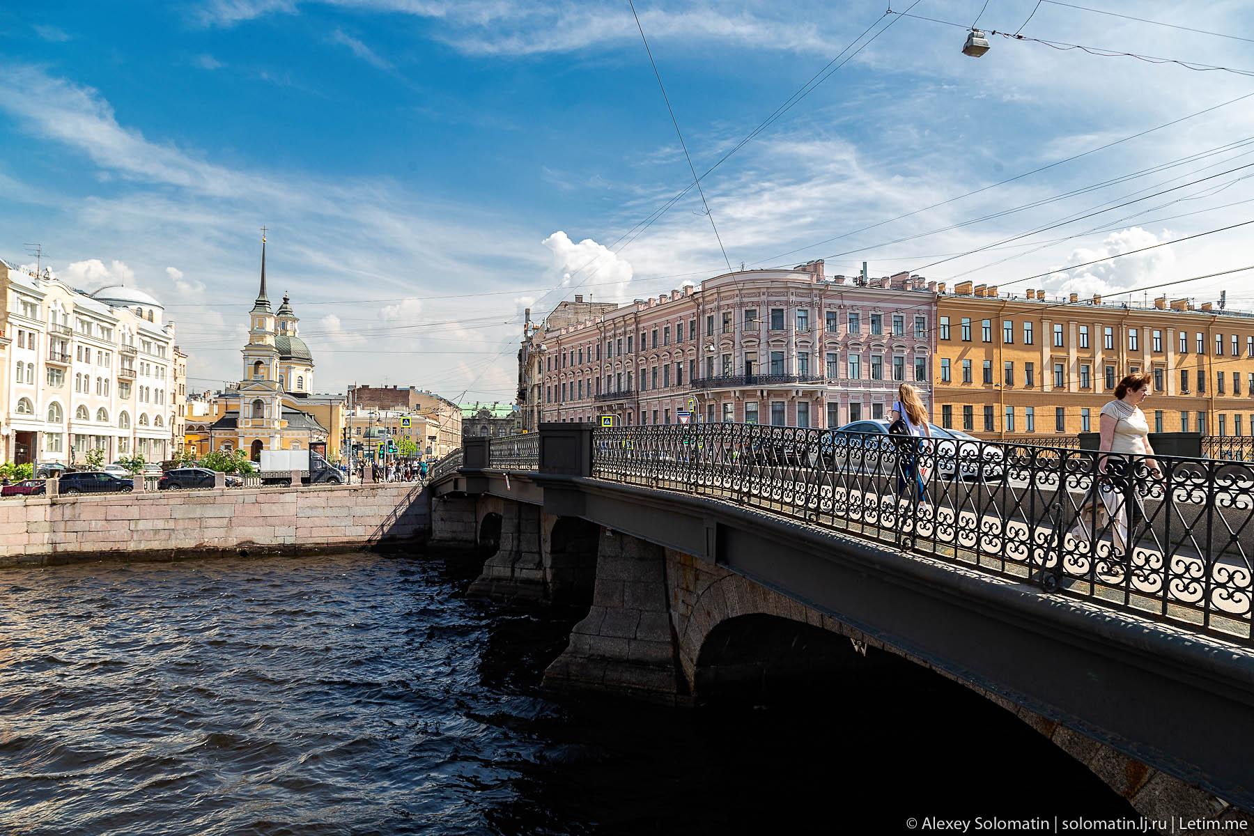 В Питере - гулять! Где остановиться и что посмотреть в Санкт-Петербурге.