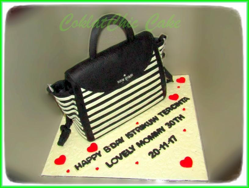 Cake Tas Kate Spade MOMMY 30 cm