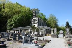 Church @ Cemetery @ Village @ Duingt