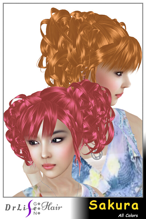 DrLifeGen3Hair Sakura - TeleportHub.com Live!