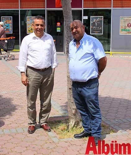 Alanya Belediye Başkan Yardımcısı Abdullah Akbaş, Oğuz Korum