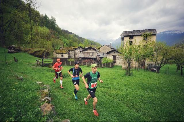 Val Bregaglia Trail 2018