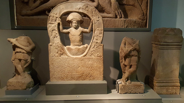 The Temple of Mithras lies under a London office block. But who discovered it and what was it for? Click here to learn more about this fascinating archaeological find.