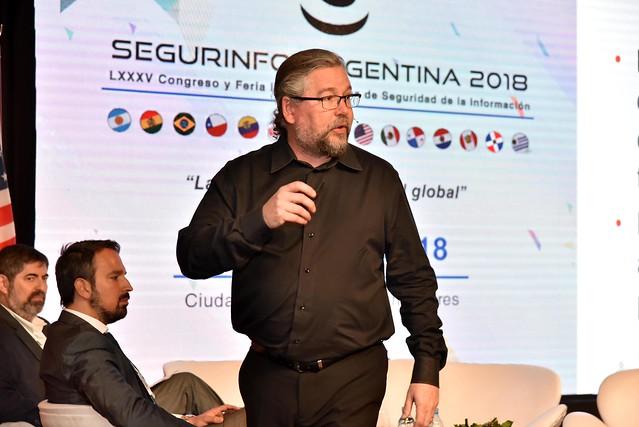 Segurinfo Argentina 2018