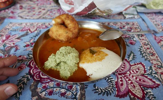 Breakfast, Tamil style