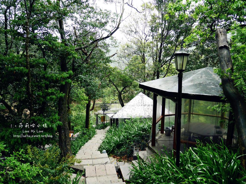 台北貓空景觀森林戶外餐廳推薦邀月茶坊 (12)