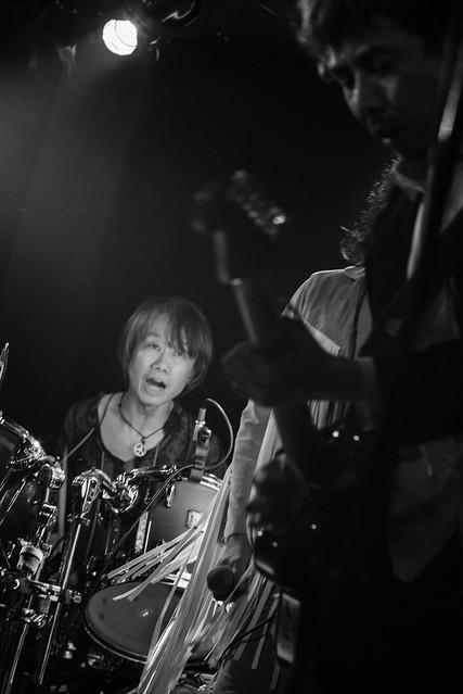 The Shepherd's Bush Irregulars live at 獅子王, Tokyo, 04 May 2018 -00291