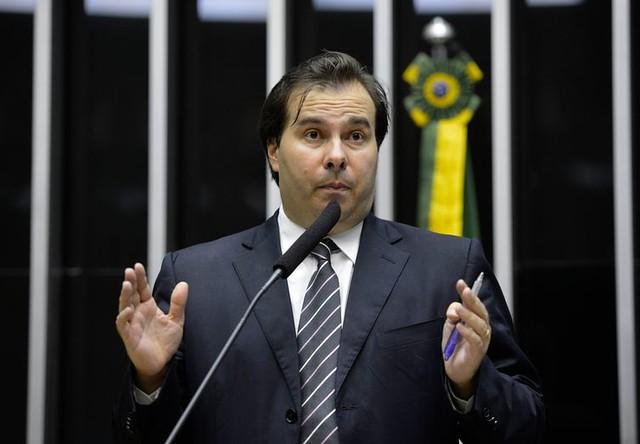 Com poucas possibilidades de aprovação, Comissão criada por Rodrigo Maia é vista como sinal ao STF - Créditos: Agência Brasil