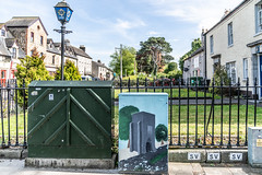 EXAMPLES OF PAINT-A-BOX STREET ART [LOCATED IN THE TOWN OF MAYNOOTH]-139836