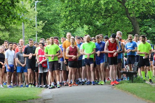 Tooting common Park Run Saturday 12th May