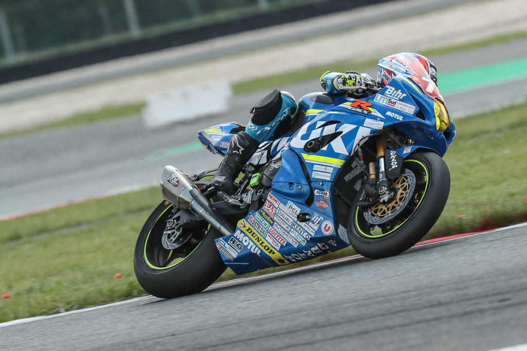 8,Heures,Slovakia,Ring,2018,N 72 Junior Team Lms Suzuki, Clere Hugo, Sarrabayrouse Alex, Rossi Louis, Dupuy Eddy