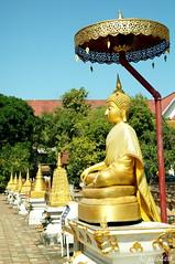 Buddha Statue Chiang Mai