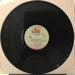 THE LOVE UNLIMITED ORCHESTRA:WHITE GOLD(RECORD SIDE-A)