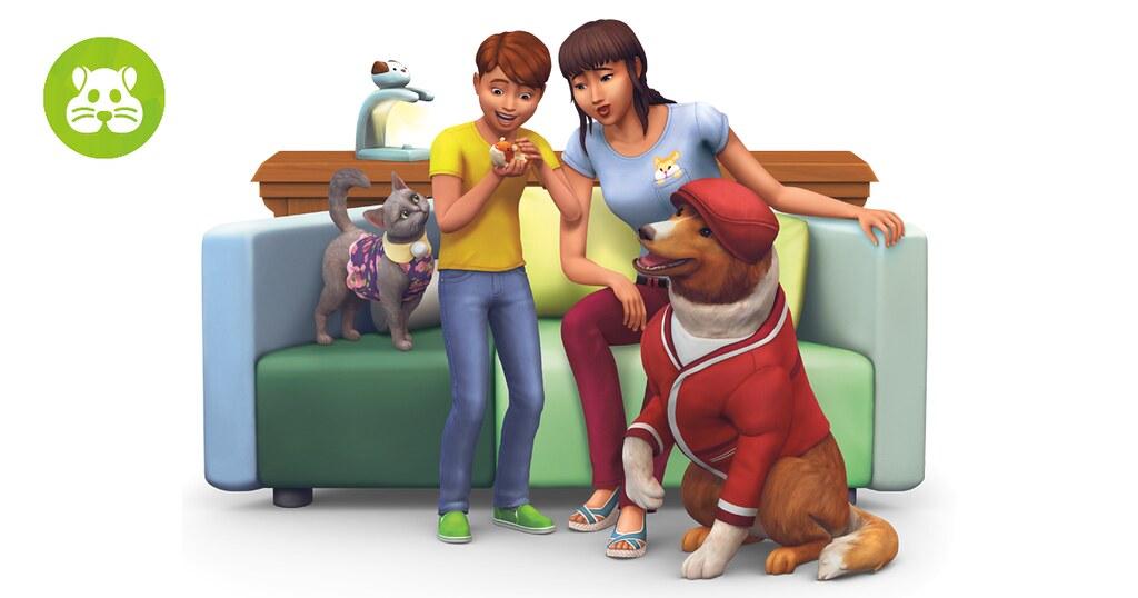 Foto de Apesar da Frustração, The Sims 4 Meu Primeiro Bichinho Vendeu Bem