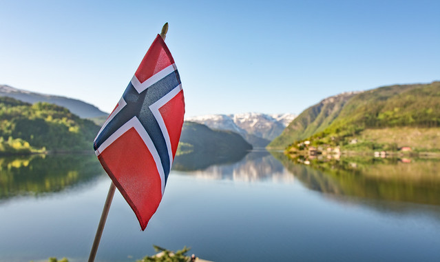 Happy Constitution Day Norway! ♡