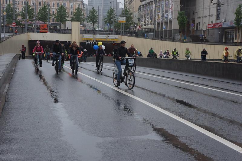 Московский велопарад - 2018